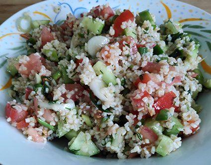 σαλάτα ταμπουλέ